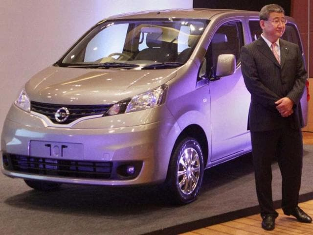 Nissan introduces new features in its MUV Evalia