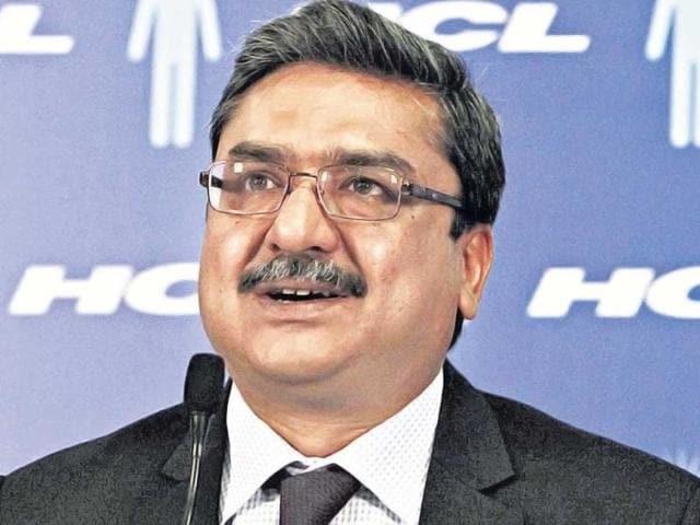HCL Technologies,Financial earnings,Anant Gupta