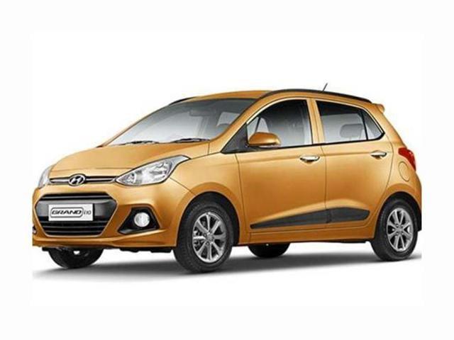hyundai grand i10,hyundai five million,new hyundai car in india