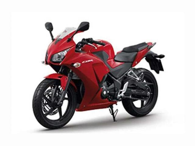 honda cbr price in india