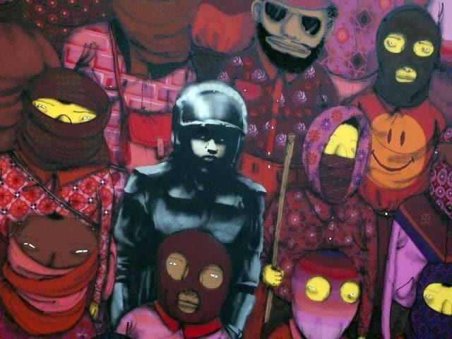 Banksy Banksy,Anonymous,Big Boss