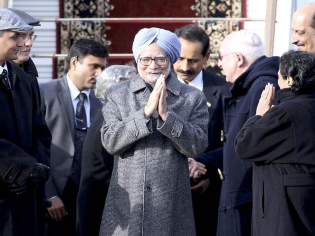 Manmohan Singh,Vladimir Putin,Volgograd