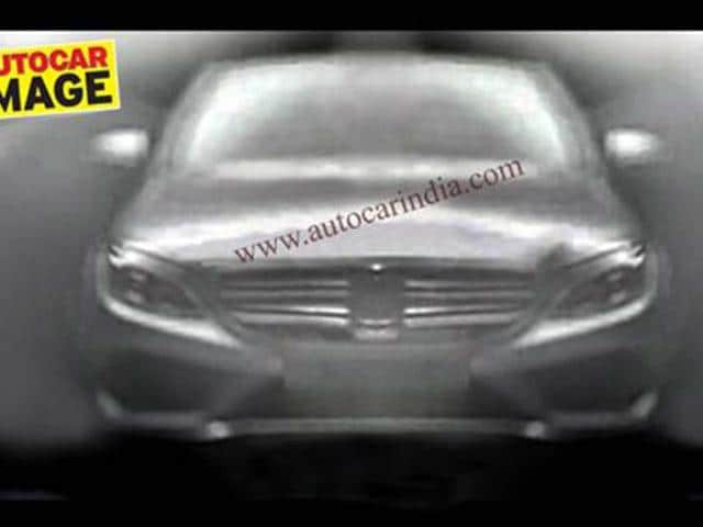 New-2014-Mercedes-C-class-teased