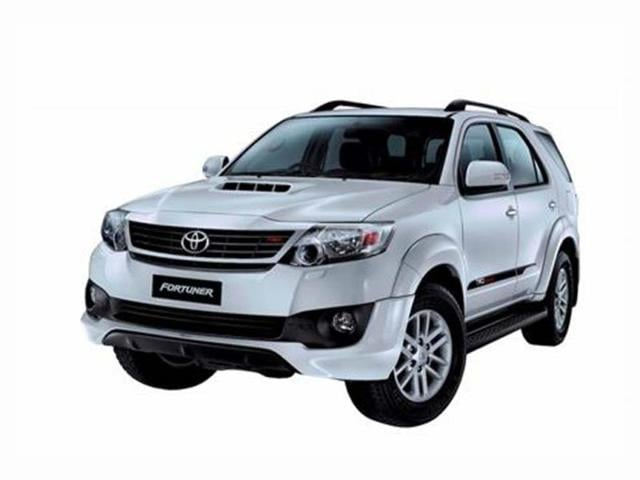Toyota launches limited edition Fortuner for Rs. 24.3 lakh,toyota fortuner launched,toyota limited etiion launches