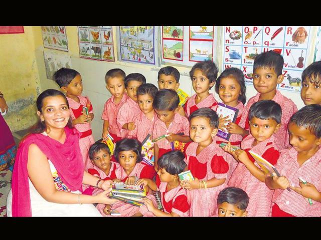 ngo khushii,underprivileged kids