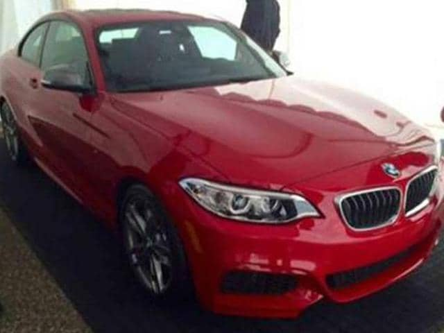 bmw m235i specifications