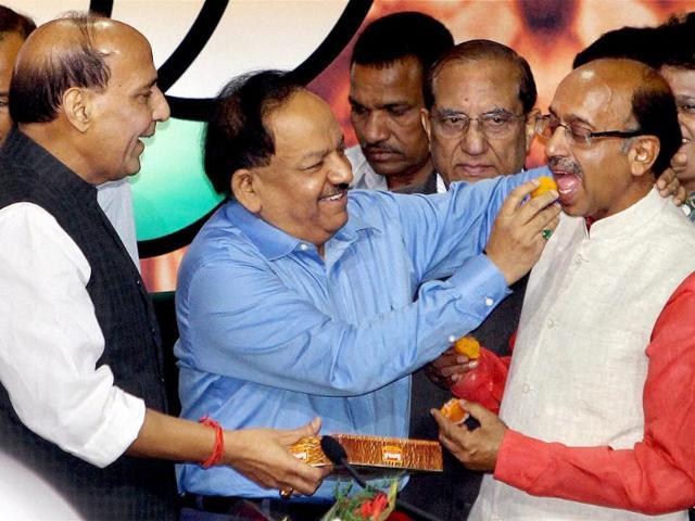 Vijay Goel,Delhi BJP,Rajya Sabha