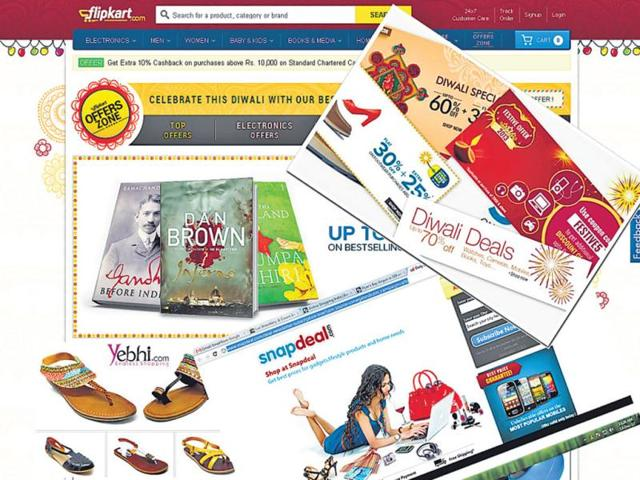 Online shopping,online stores,Indian consumers