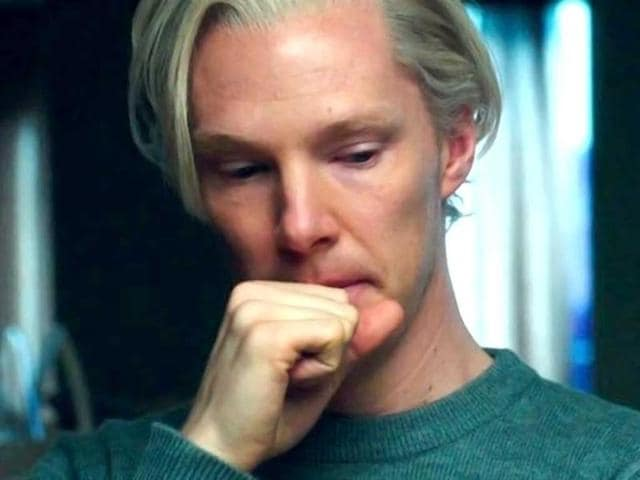 Movie review: Benedict Cumberbatch narrowly saves The Fifth