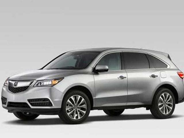 Honda Luxury Brand