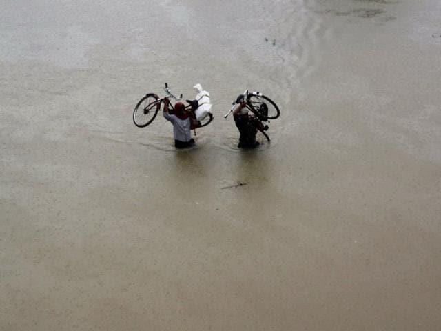 Odisha,Flood,Bhadrak