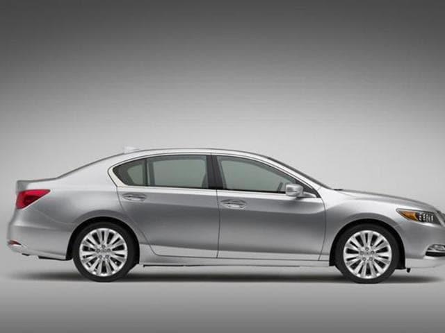 Acura RLX,car communication,inter car commands