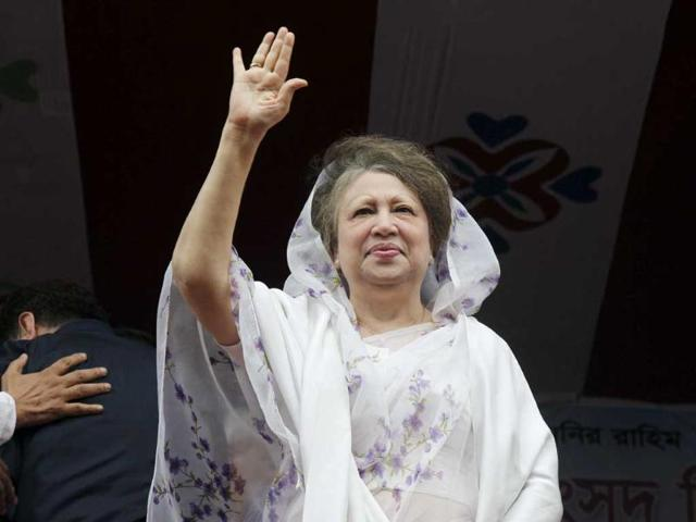 Bangladesh,electricity,Khaleda Zia