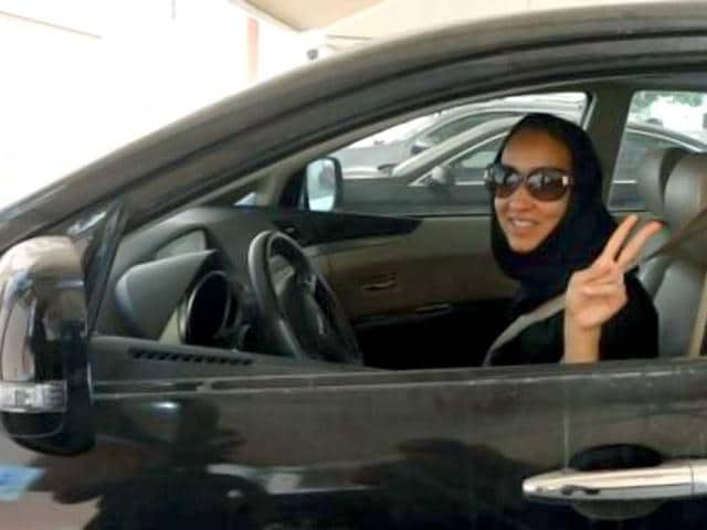 Saudi,viral video,no woman