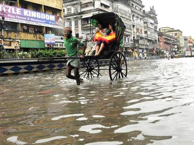 west bengal,kolkata,kolkata rains