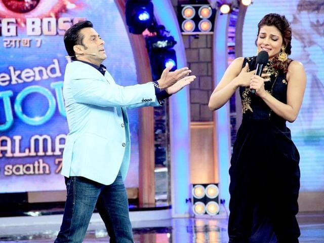 Priyanka Chopra sings for Salman Khan.