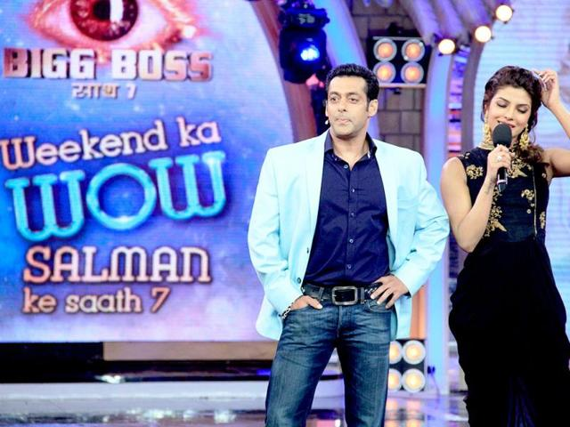 The witty Priyanka Chopra seems to have left Salman amused.