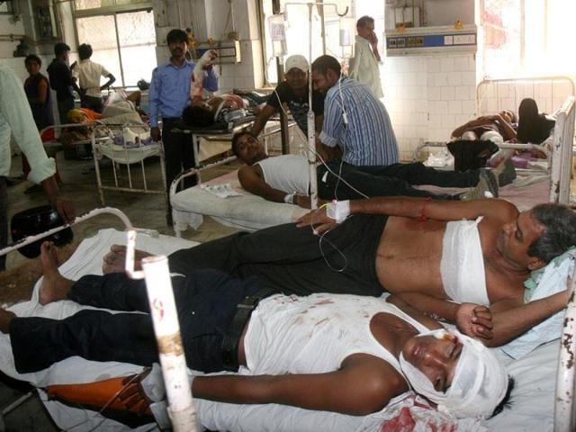 Patna serial blasts,Mohammad Imtiaz Ansari,calender