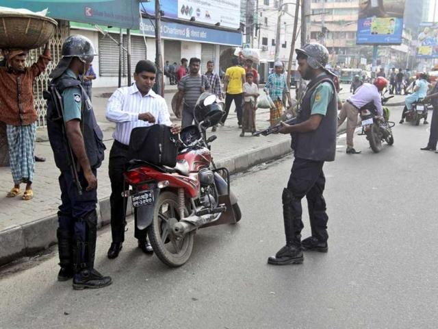 US blogger,religious fundamentalism,Bangladesh capital