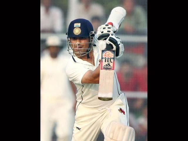 Sachin-Tendulkar-plays-a-shot-during-Mumbai-s-Ranji-trophy-match-against-Haryana-in-Rohtak-PTI-photo