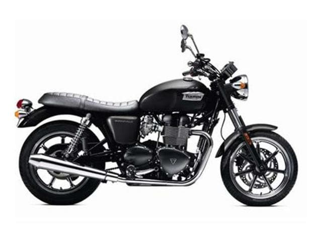 Triumph readies India bike line-up