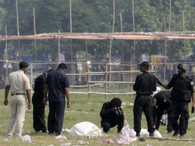Patna blasts