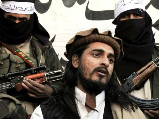 This-file-photograph-shows-Pakistani-Taliban-commander-Hakimullah-Mehsud-speaking-to-a-group-of-media-representatives-AFP-Photo