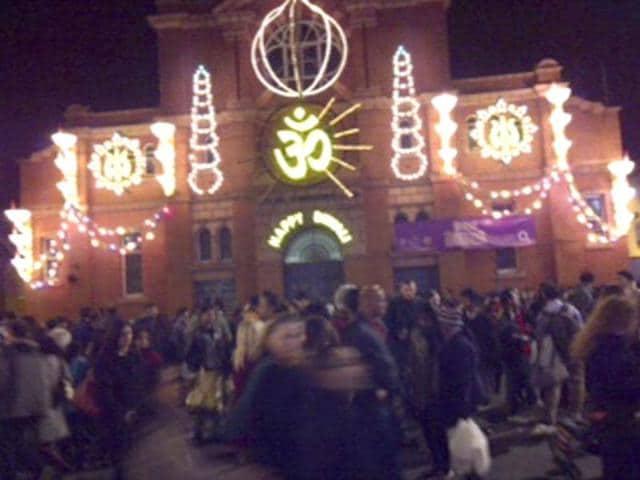 Belgrave Road,Leicester,Diwali