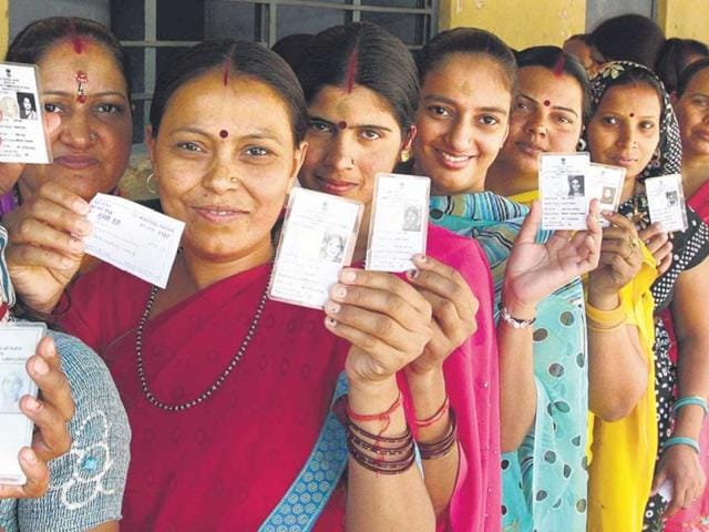 Delhi-has-a-total-of-1-15-crore-voters-of-which-nearly-65-lakh-are-men-and-52-lakh-women-Sonu-Mehta-HT-file-photo