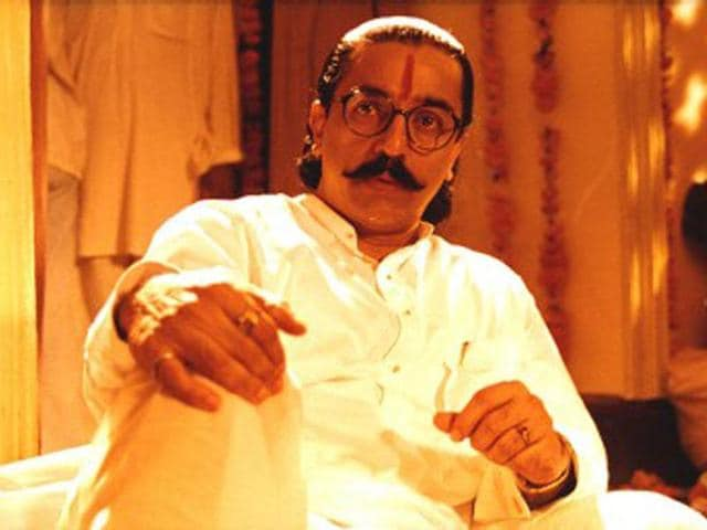In Hey Ram, the actor was in the role of 89-year-old Saket Ram.