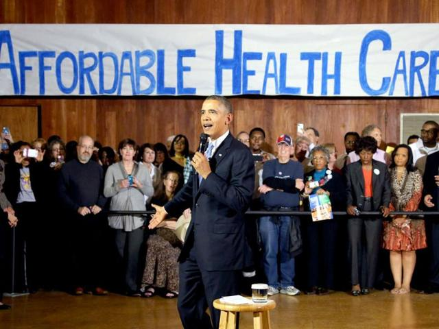 US-President-Barack-Obama-speaks-at-Temple-Emanu-El-in-Arlington-Texas-as-he-promotes-his-health-care-law-AP-photo