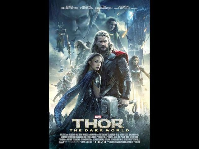 Thor: The Dark World is the second Thor film based on the titular Marvel Comics hero.