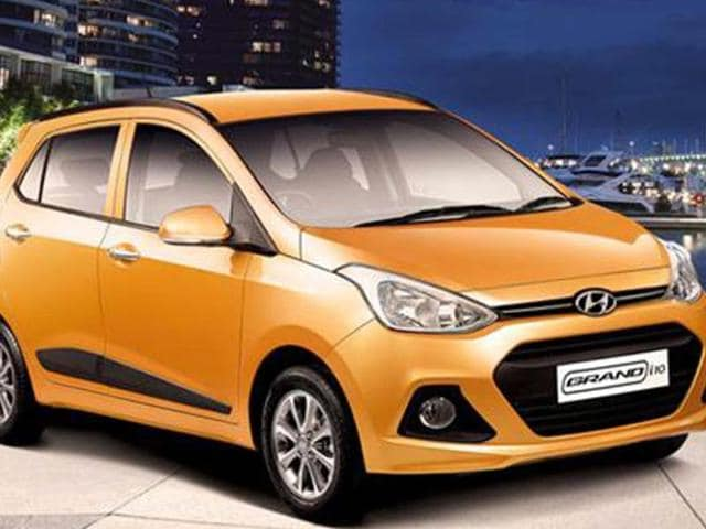 hyundai grand i10 automatic now on sale autos. Black Bedroom Furniture Sets. Home Design Ideas