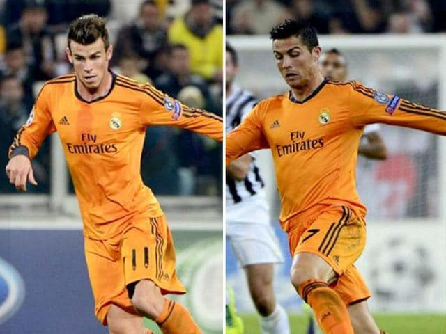Real-Madrid-forwards-Gareth-Bale-L-and-Christiano-Ronaldo-R-are-beginning-to-forge-a-lethal-combination-up-front-gor-the-Spanish-club-AFP-Photo