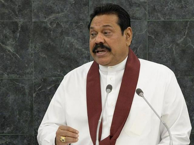 Sri Lanka's Rajapaksa denies post-election coup bid