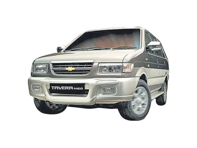 General Motors,Tavera,automobile industry