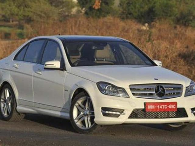 Mercedes-to-launch-C-class-Celebration-edition-on-Nov-12
