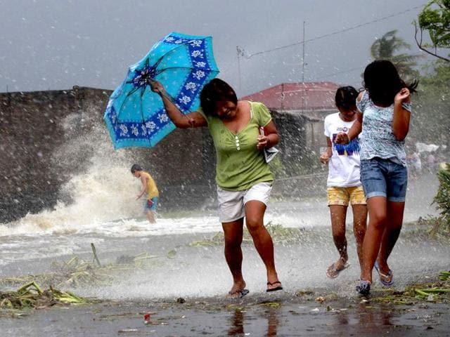 Philippines,Philippine City,Typhoon Haiyan