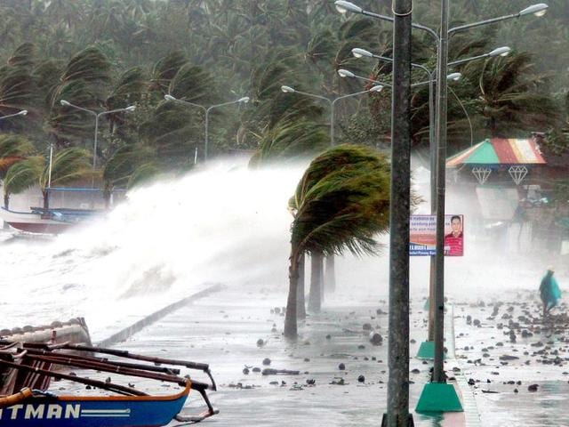 Super Typhoon Haiyan,philippines escaped prisoners,Leyte Provincial Jail