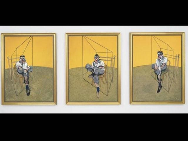 Francis Bacon,George Dyer,Christie's
