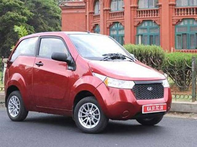 mahindra evs,electric vehicles,evs in india