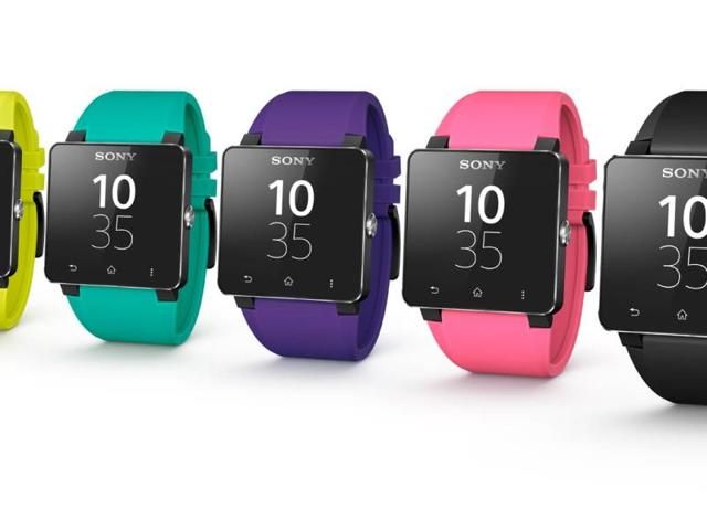 Sony-s-SmartWatch-2-in-a-variety-of-colors-Photo-AP-Sony