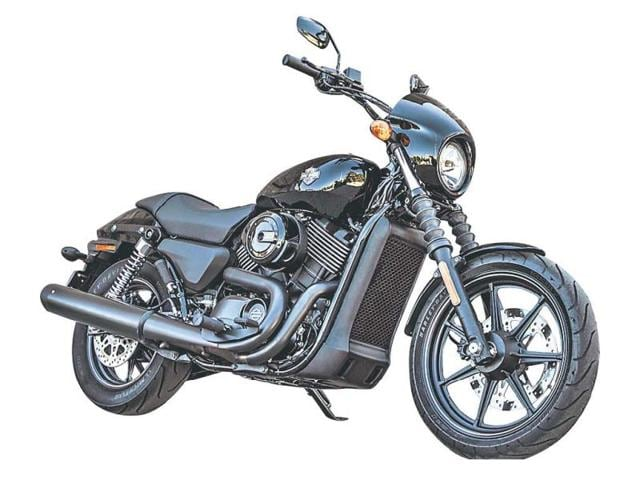 Coming soon: new Harley for less than Rs. 5 lakh