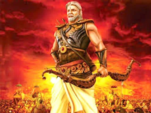 Movie Review Of Mahabharat Animation Disappoints But Star Voiceovers Save The Day Bollywood Hindustan Times