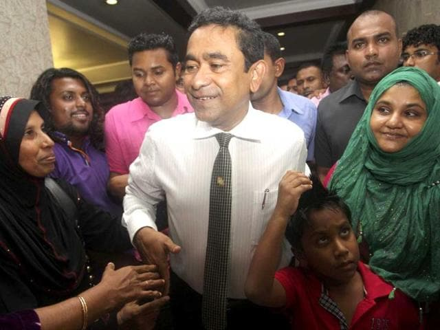 Abdulla Yameen,Maldives,Election Commission