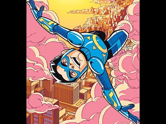 Meet the Indian superheroes