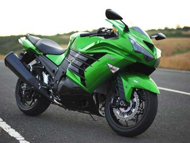 Kawasaki Ninja ZX-14R review, test ride