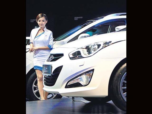 Hyundai-Tucson-on-display-at-the-Kuala-Lumpur-auto-show