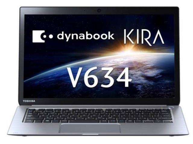 Dynabook Kira V634