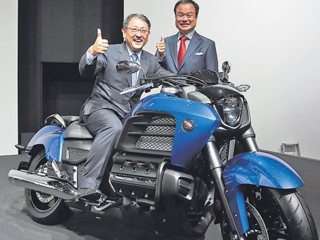 Honda expects sales to treble in India in 3 yrs